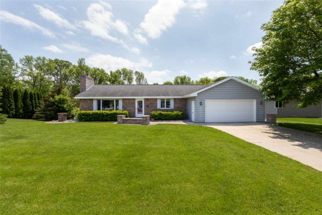 2196 Jen Rae Road, Green Bay, WI 54311 (#50204393) :: Dallaire Realty