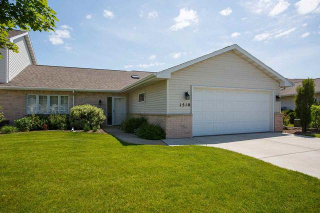 1510 River Pines Drive C, Green Bay, WI 54311 (#50204423) :: Todd Wiese Homeselling System, Inc.