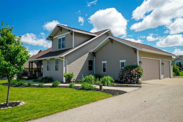 N1670 Schroeder Farm Drive, Greenville, WI 54942 (#50204566) :: Dallaire Realty