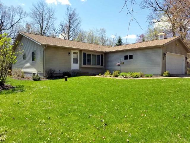N3111 W Silver  Lake Drive, Waupaca, WI 54981 (#50204672) :: Dallaire Realty