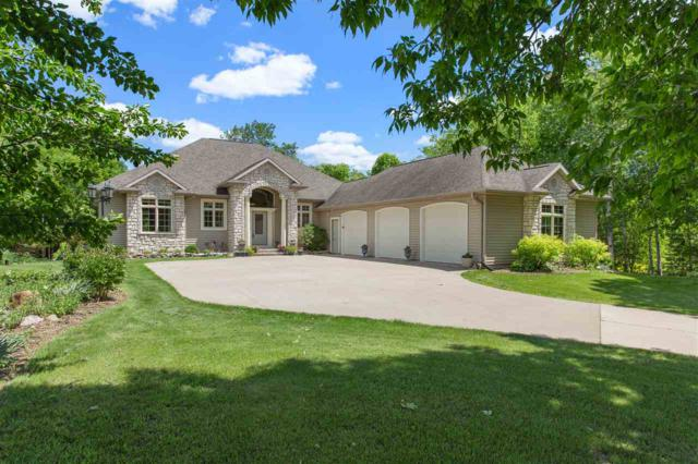 N1008 West Lake Court, Hortonville, WI 54944 (#50204805) :: Dallaire Realty