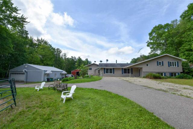 E2561 Nelson Road, Waupaca, WI 54981 (#50204870) :: Dallaire Realty
