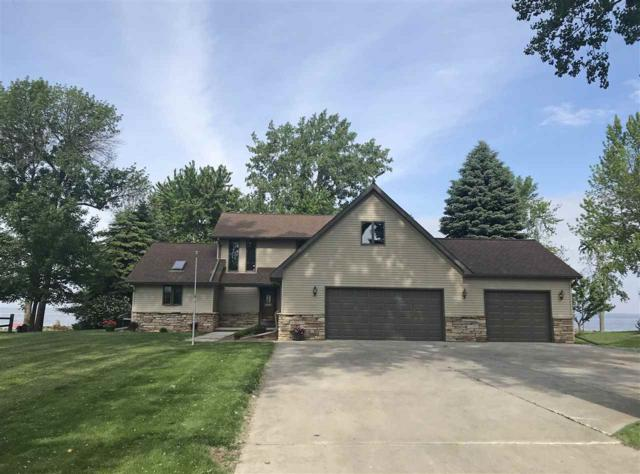 N8260 Deadwood Point Road, Fond Du Lac, WI 54937 (#50205037) :: Todd Wiese Homeselling System, Inc.