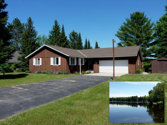 12830 W Shore Drive, Mountain, WI 54149 (#50205217) :: Todd Wiese Homeselling System, Inc.
