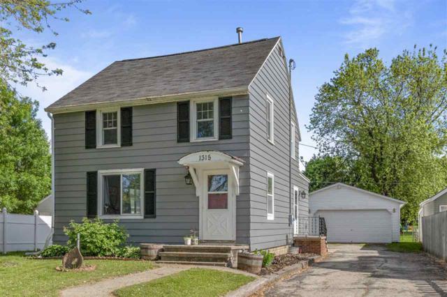 1315 George Street, Appleton, WI 54915 (#50205292) :: Symes Realty, LLC