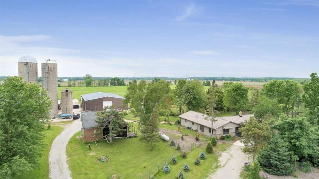 N3353 Green Valley Road, Pulaski, WI 54162 (#50205304) :: Todd Wiese Homeselling System, Inc.