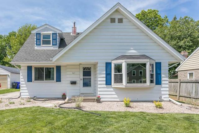 601 S Telulah Avenue, Appleton, WI 54915 (#50205327) :: Todd Wiese Homeselling System, Inc.