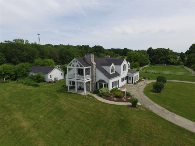 W4437 Golf Course Drive, Fond Du Lac, WI 54937 (#50205372) :: Symes Realty, LLC