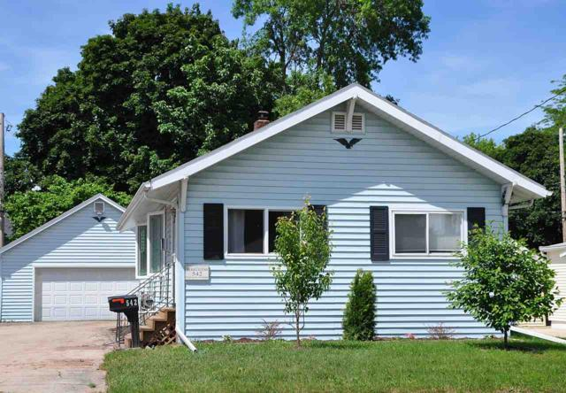 542 Fairview Avenue, Neenah, WI 54956 (#50205375) :: Todd Wiese Homeselling System, Inc.