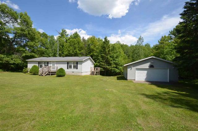 N11520 Parkway Road, Athelstane, WI 54104 (#50205431) :: Todd Wiese Homeselling System, Inc.