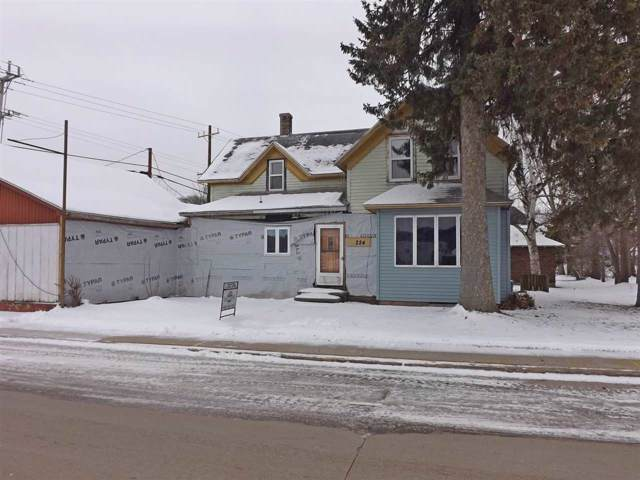 224 E Main Street, Gillett, WI 54124 (#50205435) :: Todd Wiese Homeselling System, Inc.