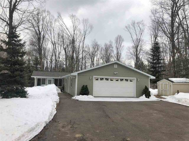 W5508 Fairway Drive, Pickerel, WI 54465 (#50205756) :: Todd Wiese Homeselling System, Inc.