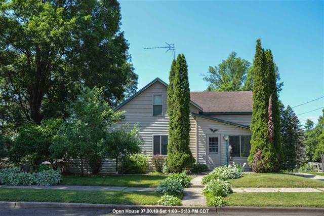 85 W 13TH Street, Clintonville, WI 54949 (#50205957) :: Symes Realty, LLC