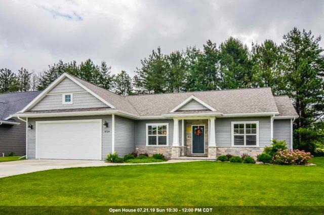 4724 N Indigo Lane, Appleton, WI 54913 (#50206317) :: Todd Wiese Homeselling System, Inc.