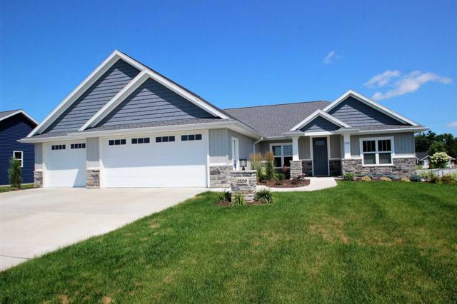 3509 Mayapple Drive, Green Bay, WI 54311 (#50206522) :: Dallaire Realty