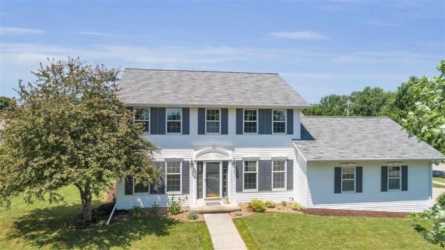 1102 Tanager Trail, De Pere, WI 54115 (#50206805) :: Symes Realty, LLC