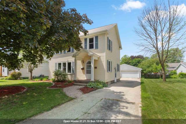 907 Grignon Street, Kaukauna, WI 54130 (#50206839) :: Todd Wiese Homeselling System, Inc.