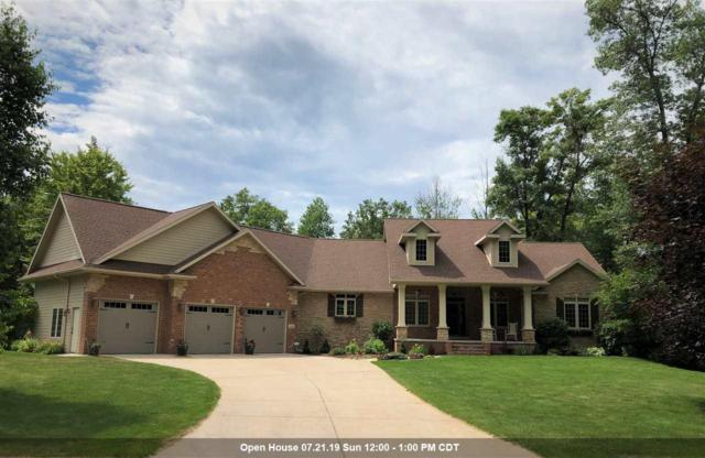 1043 S Wyndrush Drive, Suamico, WI 54173 (#50206980) :: Dallaire Realty