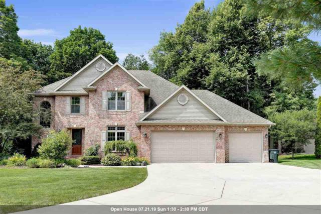 1277 Gerhardt Lane, Green Bay, WI 54313 (#50207053) :: Todd Wiese Homeselling System, Inc.