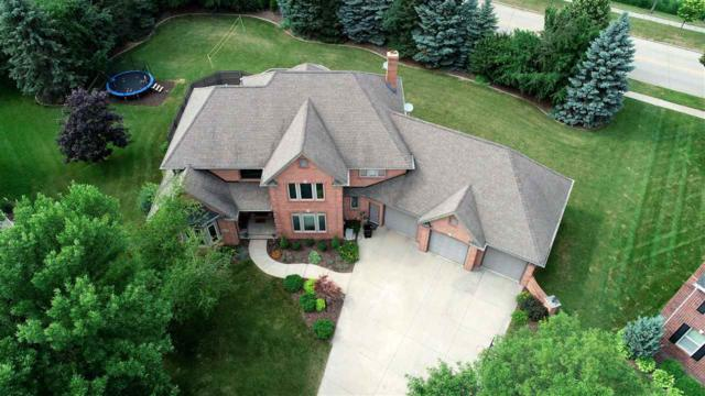 4007 N Millwood Drive, Appleton, WI 54913 (#50207144) :: Dallaire Realty