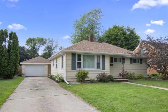 1225 E Marquette Street, Appleton, WI 54911 (#50207171) :: Dallaire Realty