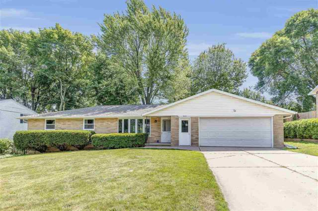949 Rasmussen Place, Green Bay, WI 54304 (#50207201) :: Dallaire Realty