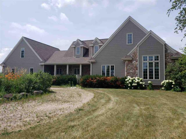 N4828 Pine Road, Eden, WI 53019 (#50207254) :: Dallaire Realty