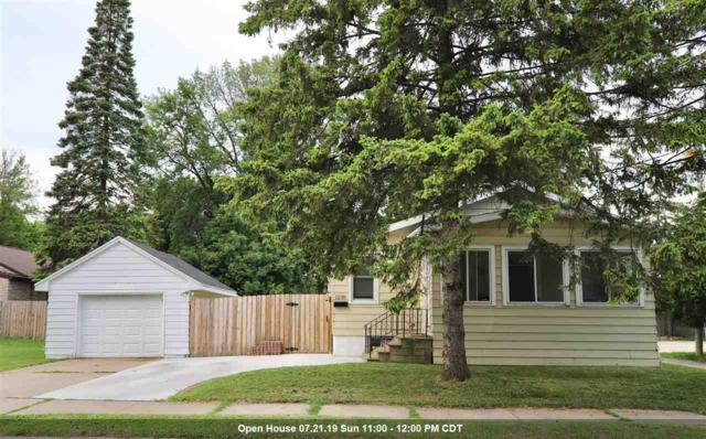 1230 Thomas Street, Green Bay, WI 54303 (#50207263) :: Todd Wiese Homeselling System, Inc.
