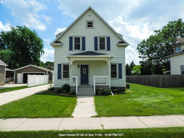 498 Ruggles Street, Fond Du Lac, WI 54935 (#50207378) :: Dallaire Realty