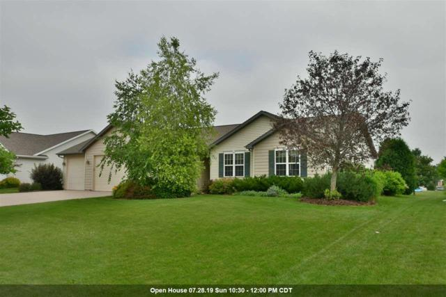 N1766 Brookhill Drive, Greenville, WI 54942 (#50207431) :: Dallaire Realty