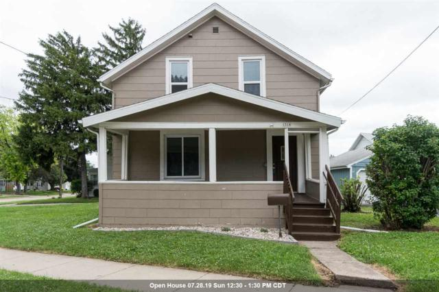 1514 Elmwood Avenue, Oshkosh, WI 54901 (#50207463) :: Dallaire Realty