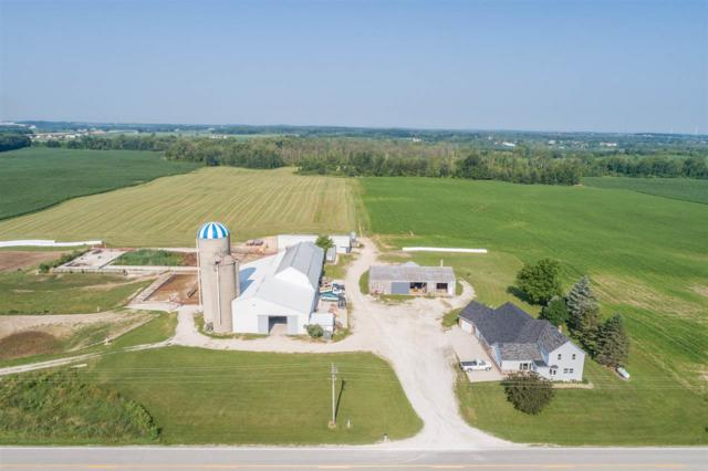 7222 Hwy Nn Road, Maribel, WI 54227 (#50207482) :: Dallaire Realty