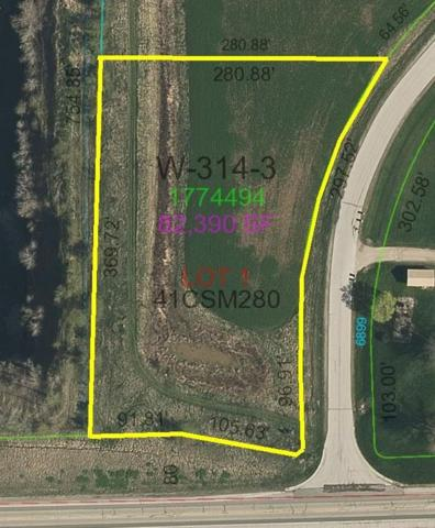 Ridge Royale Drive, Greenleaf, WI 54126 (#50207836) :: Dallaire Realty