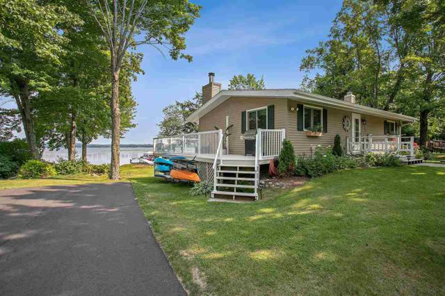 8192 W Pine Lake Road, Hiles, WI 54511 (#50207852) :: Dallaire Realty