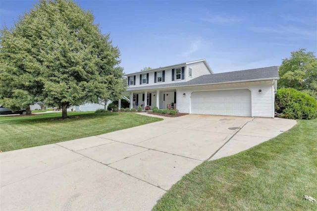 2697 Hillside Heights Drive, Green Bay, WI 54311 (#50208185) :: Dallaire Realty
