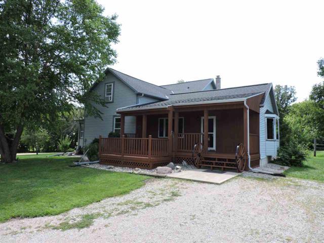 N4220 Hwy 151, Oakfield, WI 53065 (#50208393) :: Todd Wiese Homeselling System, Inc.