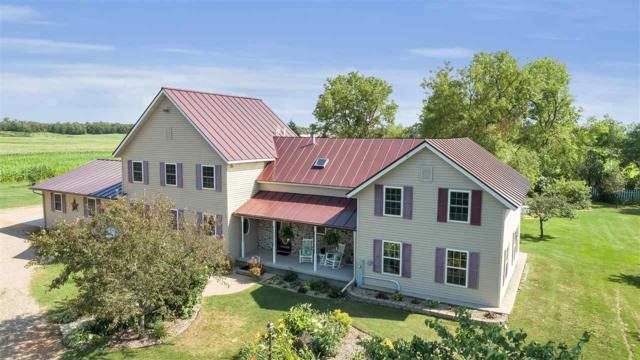 3851 Tomorrow River Road, Amherst, WI 54406 (#50208696) :: Dallaire Realty