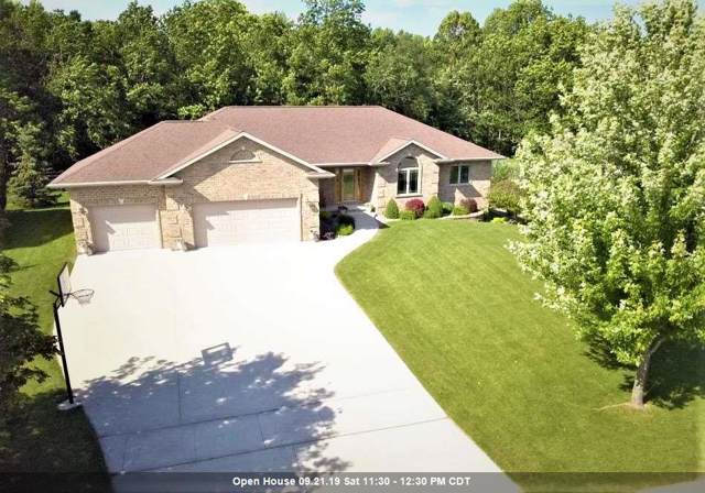 3173 Eclipse Drive, Green Bay, WI 54311 (#50209757) :: Symes Realty, LLC