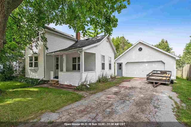307 Robbins Street, Seymour, WI 54165 (#50209926) :: Symes Realty, LLC