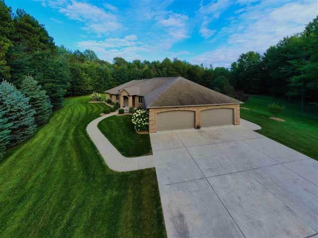 4184 Highview Circle, Pulaski, WI 54162 (#50209975) :: Todd Wiese Homeselling System, Inc.