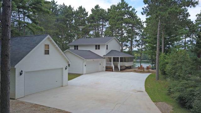 W12176 Greenwood Road, Hancock, WI 54943 (#50210291) :: Dallaire Realty
