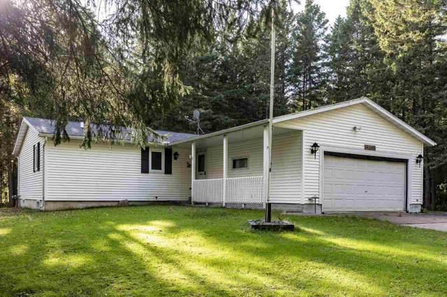 631 Gamble Street, White Lake, WI 54491 (#50210469) :: Todd Wiese Homeselling System, Inc.