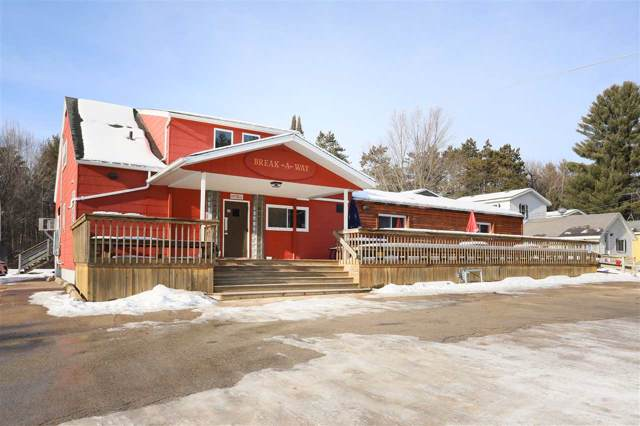 N2921 Hwy Y, Clintonville, WI 54929 (#50210545) :: Dallaire Realty