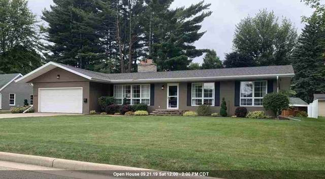 111 Lange Court, Shawano, WI 54166 (#50210589) :: Dallaire Realty