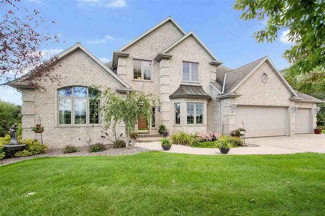 2569 Whispering Oak Court, De Pere, WI 54115 (#50210700) :: Todd Wiese Homeselling System, Inc.