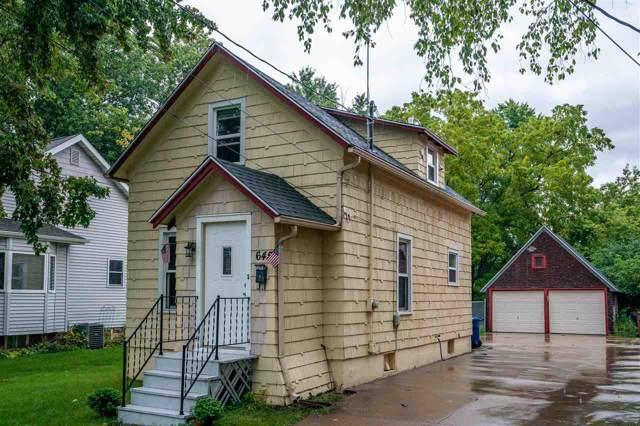 645 Appleton Street, Menasha, WI 54952 (#50210717) :: Todd Wiese Homeselling System, Inc.