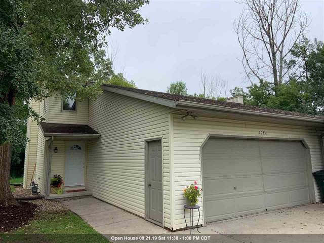 2033 Hilltop Drive, Green Bay, WI 54313 (#50210832) :: Symes Realty, LLC