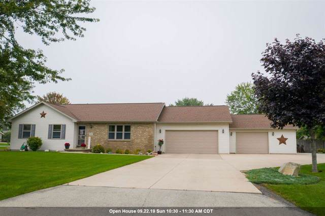 N2475 Sally Court, Greenville, WI 54942 (#50210861) :: Dallaire Realty