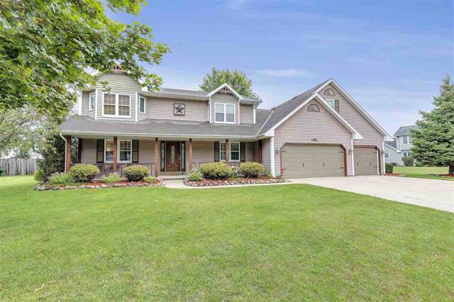485 Blue Heron Drive, Pulaski, WI 54162 (#50210866) :: Symes Realty, LLC