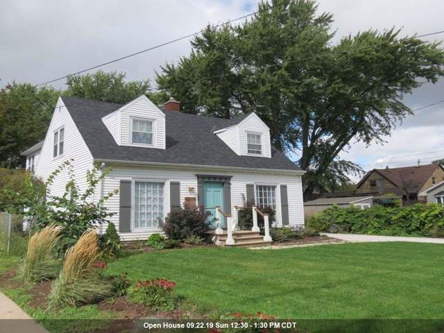428 10TH Street, Neenah, WI 54956 (#50210933) :: Todd Wiese Homeselling System, Inc.